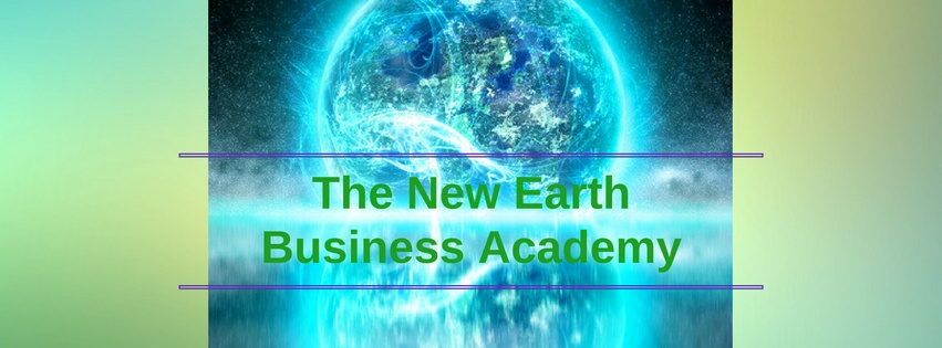 CHECK OUT THE  NEW EARTH BUSINESS ACADEMY HERE